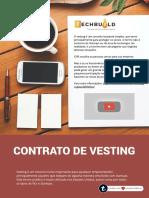 Contrato Vesting