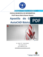 Apostila de Autocad Basico2d_2016
