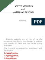 Diabetes Ramadhan