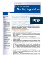 APEX Team Noutati Legislative 2 2017