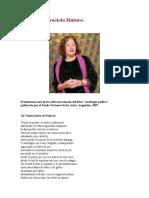 Poemas de Graciela Maturo