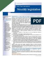 APEX Team Noutati Legislative 7 2017