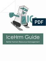 Icehrm Guide