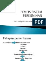 Materi Pemfis Sistem Perkemihan
