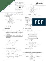 Matemática - Caderno de Resoluções - Apostila Volume 2 - Pré-Universitário - mat1 aula06
