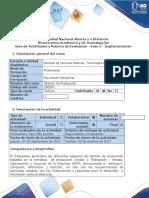Guía de Actividades y Rubrica de Evaluacion - Fase 2 - Implementacion..docx