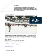 Sports Enthusiast Guide 10 Best Venues
