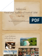 Indonesia Food and Traditional Festival 2015 Copy