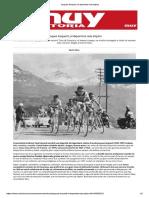 Jacques Anquetil El Deportista Más Atípico
