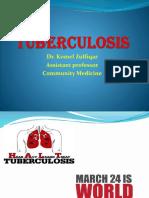 TUBERCULOSIS (Lec Community Medicine)