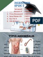 Ppt Sistem Pencernaan Kel. 5