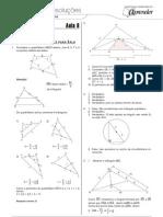 Matemática - Caderno de Resoluções - Apostila Volume 2 - Pré-Universitário - mat2 aula08