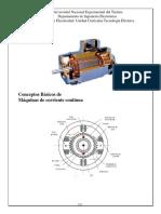 Conceptos Basicos de Maquinas Dc