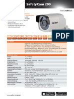 Rollei Datenblatt SafetyCam-200 de 22971