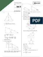 Matemática - Caderno de Resoluções - Apostila Volume 2 - Pré-Universitário - mat2 aula10