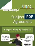 svagreement.ppt