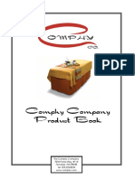 2014 Comphy Complete Product Book