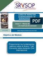 5 - Anexo 7 Marcas de Nacionalidad y de Matricula de Aeronaves