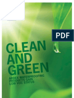 Ardex Clean & Green