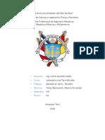 Informe Bombas Paralelo-serie Termofluidos