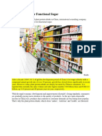 Bright Future For Functional Sugar.docx