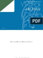 Archivi, An 9, 2014, Nr. 2