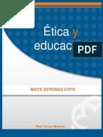 Etica y Educacion