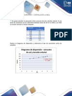 Laboratorio Regresión y Correlación Linealac
