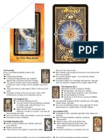 Gilded Tarot Study Guide
