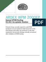 Ardex WPM 2000EP
