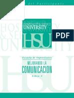 Libro 3 Escuela de Supervisores-Mejorando La Comunicacion
