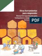 Conicet - Otras herramientas para emprender - Manual de capacitacion para trabajadores y emprendedores de la construccion.pdf