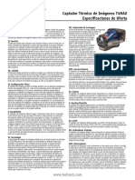 Camaras Termicas T4Max Especifiaciones Esp