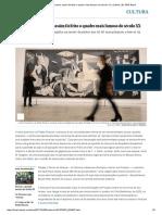 'Guernica', De Picasso_ Assim Foi Feito o Quadro Mais Famoso Do Século XX _ Cultura _ EL PAÍS Brasil