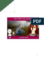 San Pedro de Leyenda Por Luciana Baca