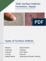 Concrete Slab Surface Defects PT177_20042308