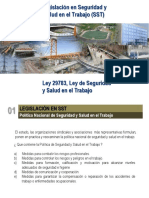 Clase 1 Legislación en SST 2017