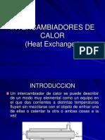 INTERCAMBIADORES Presentaacion