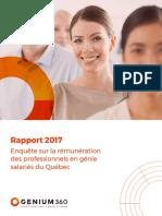 Rapport Enquete 2017