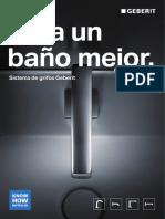 Catalogo Sistema Grifos Geberit 2017