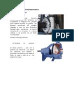 Turbo Máquinas Hidráulicas Generadoras