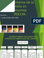 Procesos Holcim Final