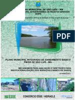 Plano Municipal Integrado de Saneamento Básico-PMISB de São Luis-MA