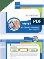 Juego y destrezas para el lenguaje y el pensamiento  lógico-matemático.pdf