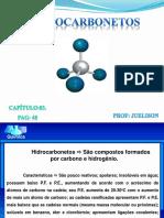 Cap. 3. Hidrocarbonetos.