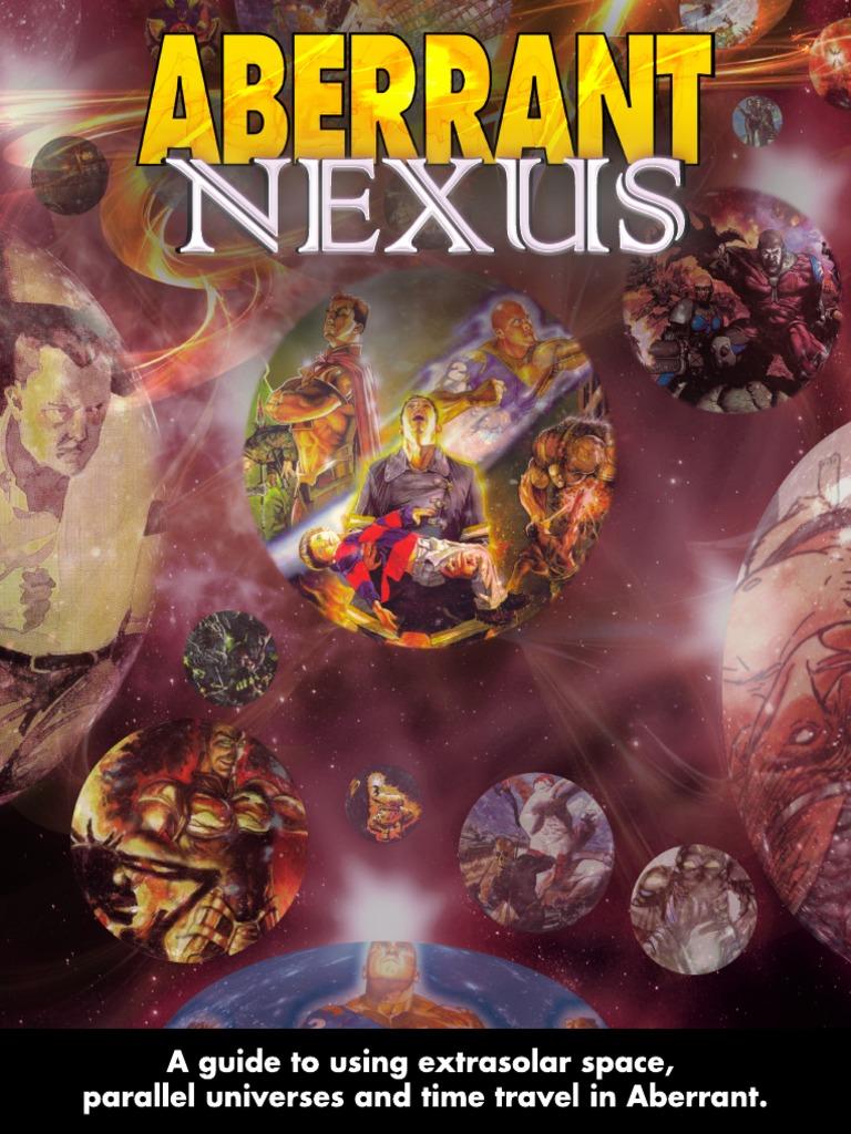 Aberrant - Nexus | Parallel Universe (Fiction) | Alternate