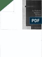 Coffa J Alberto La Tradicion Semantica de Kant a Carnap Vol 1