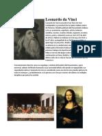 20 EXPONENTES DEL ARTE