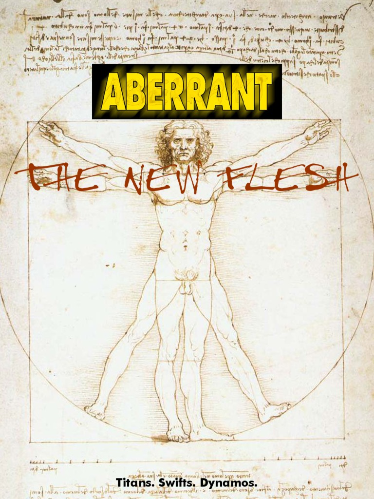 Aberrant   The New Flesh   Biotechnology   Biology