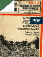 Caputo e Pizarro - Dependência